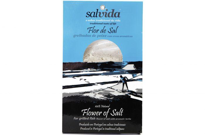 Flor de Sal Peixe