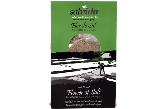 Flor de Sal Saladas