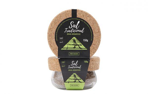 Sal Tradicional Saladas
