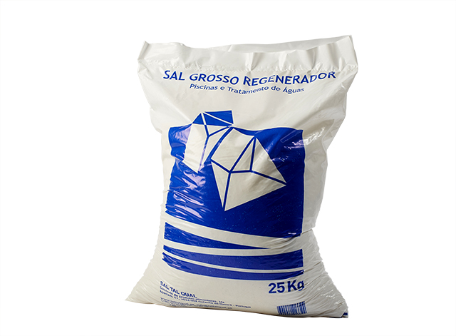 Sal Regenerador 25kg